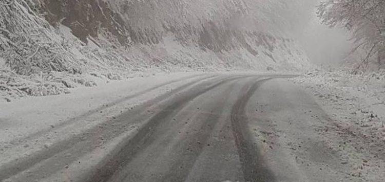 Ντύθηκαν στα λευκά οι ορεινές περιοχές της Φλώρινας (pics)