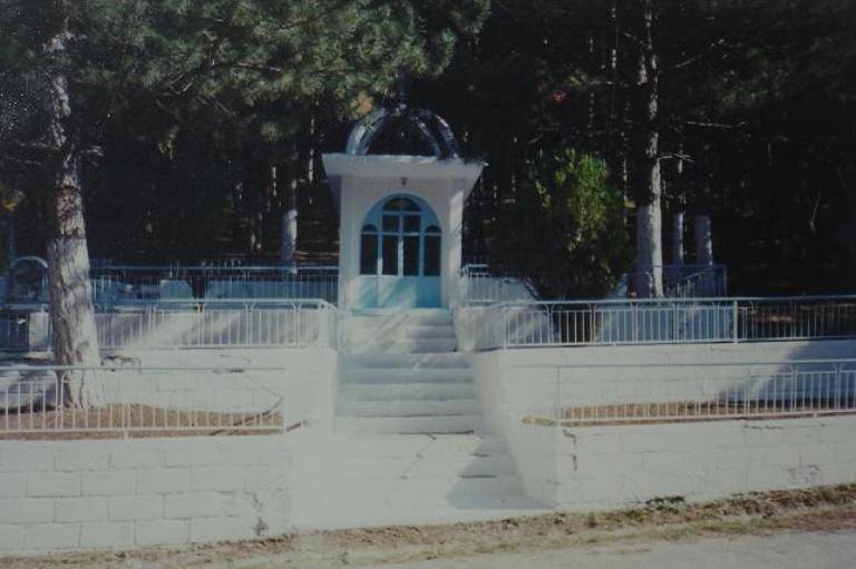 Αποτέλεσμα εικόνας για Αρτοκλασία στο εκκλησάκι του Αγίου Δημητρίου του Φ.Ο.Ο.Φ.