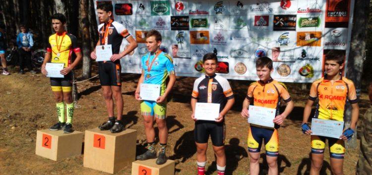 Εξαιρετική η παρουσία του ΣΟΧ Φλώρινας στον 4ο Ποδηλατικό Αγώνα Βουνού Ξάνθης