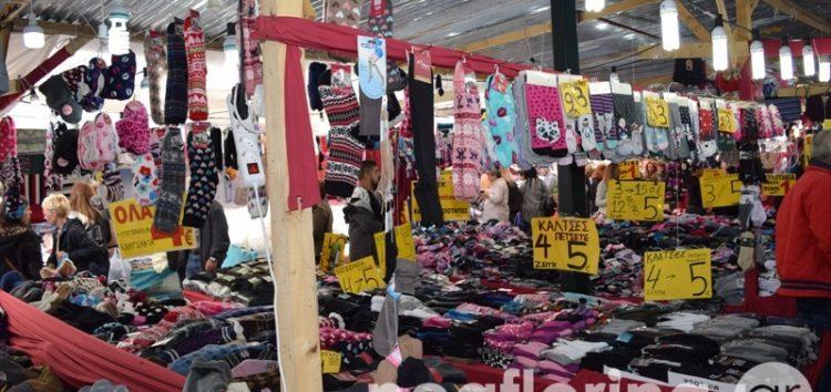 Χιλιάδες και φέτος οι επισκέπτες στην εμποροπανήγυρη Αμυνταίου (pics)