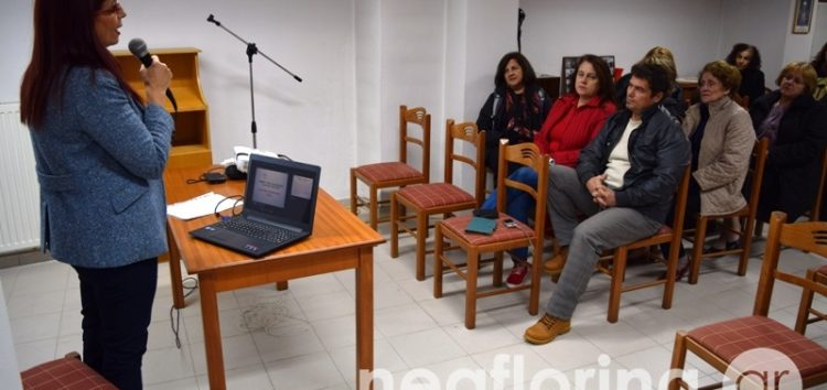 Ξεκίνησε η λειτουργία του τμήματος Παραδοσιακής Τέχνης του Λυκείου Ελληνίδων Φλώρινας (video, pics)