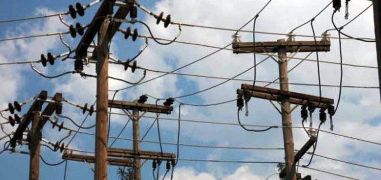 Διακοπές ηλεκτροδότησης σε τοπικές κοινότητες