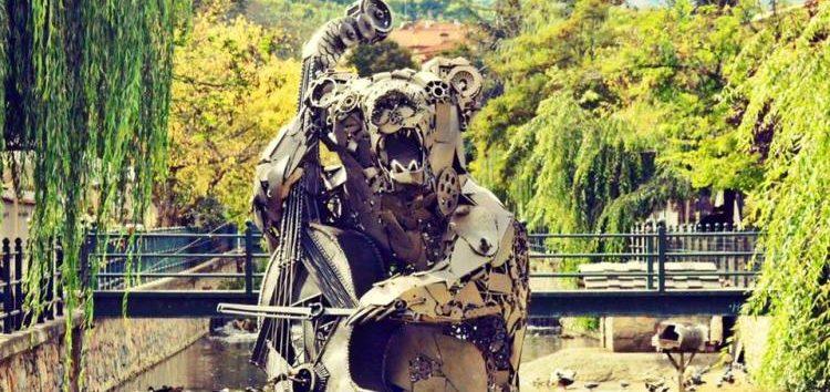 Η «Αρκούδα» μας. Ο «Δράκος» μας!