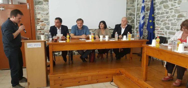 Ο βουλευτής Φλώρινας Κώστας Σέλτσας για την επίσκεψη της Επιτροπής Προστασίας Περιβάλλοντος στη Φλώρινα και την Κοζάνη