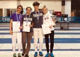 Super η Νέλη Γεροσίδερη και ασημένιο μετάλλιο!