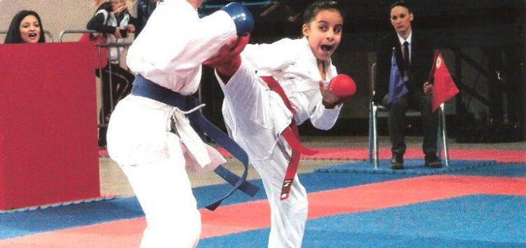 Ο «Παγκράτιον» στο Πανελλήνιο Πρωτάθλημα έγχρωμων και μαύρων ζωνών