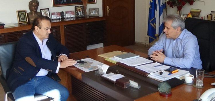 Συνάντηση του αντιπεριφερειάρχη Φλώρινας με τον βουλευτή Γιάννη Αντωνιάδη (video, pics)