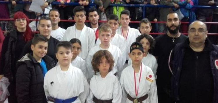 Ο Shogun στο Πανελλήνιο Πρωτάθλημα Πολεμικών Τεχνών «Μυγδονία»