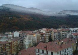 Χιόνια στα ορεινά και σε αρκετές πεδινές περιοχές της Φλώρινας (pics)