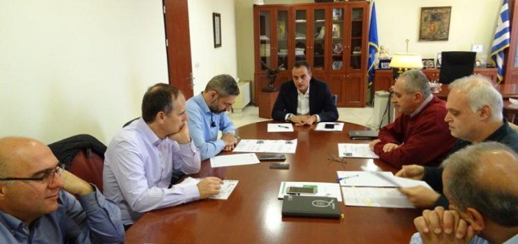 Σύσκεψη για τα ζητήματα της μεταλιγνιτικής περιόδου στη Δυτική Μακεδονία (video, pics)