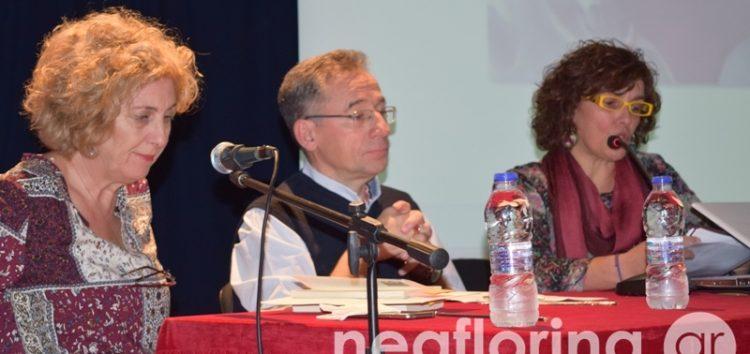 Ισίδωρος Ζουργός: «Η Φλώρινα είναι η δεύτερη πατρίδα μου» (video, pics)