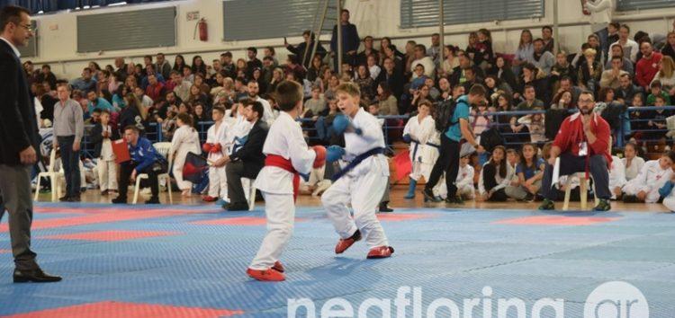 Ο Σύλλογος «Παγκράτιον» Φλώρινας για την επιτυχημένη διοργάνωση του Κυπέλλου Καράτε Βόρειας Ελλάδας