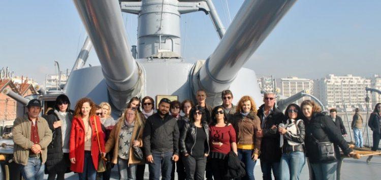 Εκπαιδευτική επίσκεψη του Σχολείου Δεύτερης Ευκαιρίας Φλώρινας στη Θεσσαλονίκη (pics)