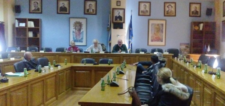 Σύσκεψη της Ενιαίας Σχολικής Επιτροπής Πρωτοβάθμιας Εκπαίδευσης Δήμου Αμυνταίου
