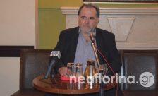 Ο Σάββας Σαπαλίδης παρουσίασε το συνδυασμό του για τις εκλογές του Επιμελητηρίου Φλώρινας (video, pics)
