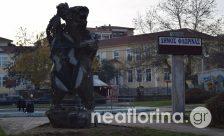 Η «Κοντράλτο» κοσμεί την είσοδο της Φλώρινας (video, pics)