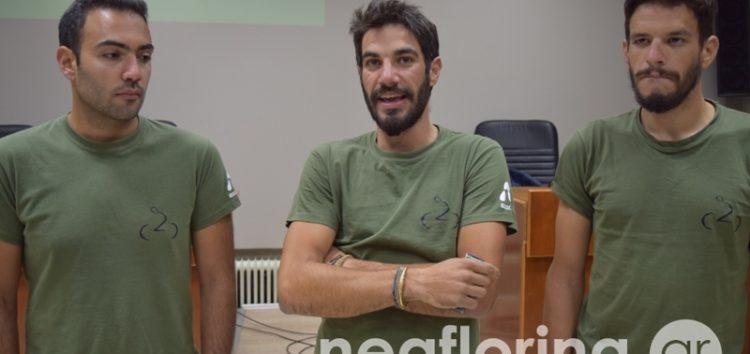 Διασχίζοντας την Αφρική, αλλά και την Ελλάδα, με ένα ποδήλατο (video, pics)