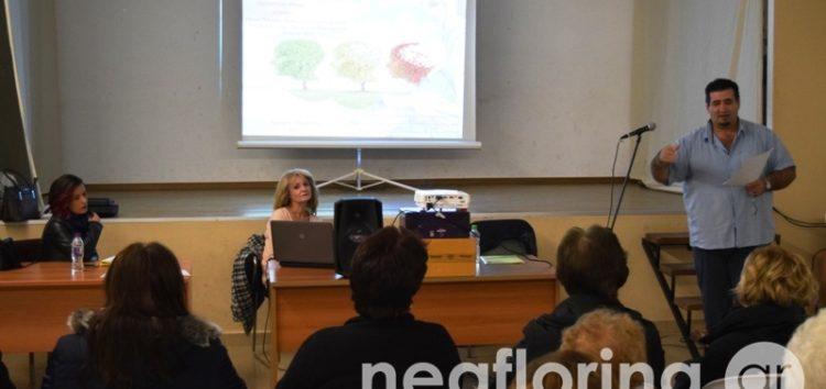 Ενημερωτικές εκδηλώσεις για τη νόσο Alzheimer και την άνοια από το νοσοκομείο Φλώρινας (video, pics)