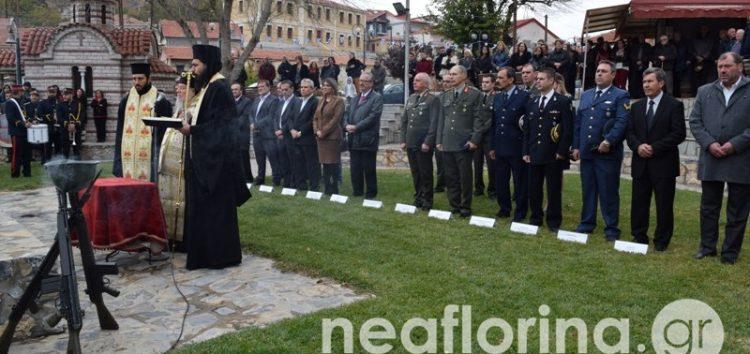 Ο εορτασμός της 105ης επετείου των ελευθερίων της Βεύης (video, pics)