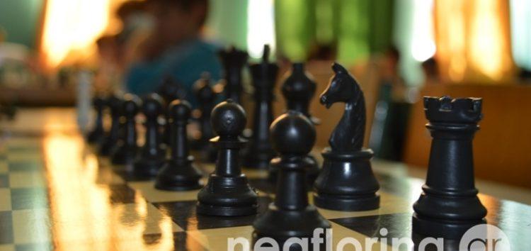 12ο σχολικό πρωτάθλημα σκάκι νομού Φλώρινας