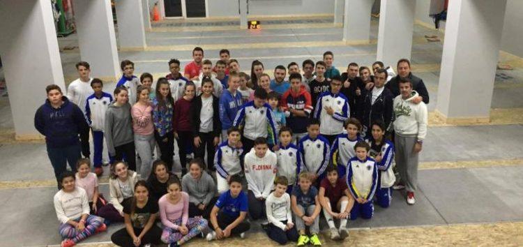 Ολοκληρώνεται το Διεθνές Προπονητικό Κάμπ – 11ο Ευρωπαϊκό Κύπελλο Εφήβων