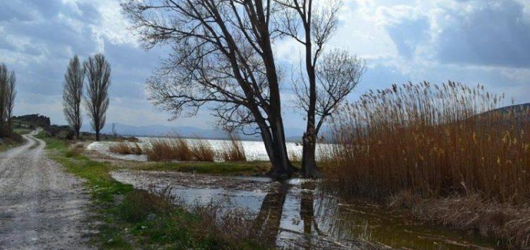 Φωτιές στη λίμνη Πετρών και στη νομιμότητα (pics)