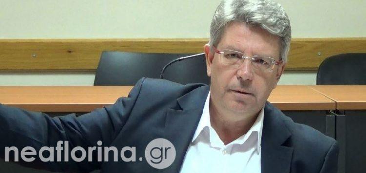 Ερώτηση Βόσδου προς τον Περιφερειάρχη για τη νέα οριοθέτηση των μειονεκτικών περιοχών της Π.Ε. Φλώρινας