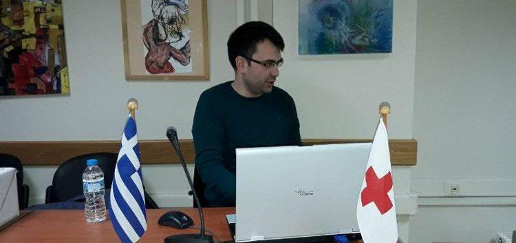 Ο Ερυθρός Σταυρός Φλώρινας ευχαριστεί τον ιατρό – ακτινολόγο Ανδρέα Μάρκου