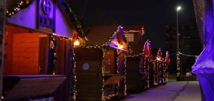 Ανοίγει στις 15 Δεκεμβρίου το «Ξύλινο Χωριό» στην πόλη της Φλώρινας – Μέχρι 11 Δεκεμβρίου οι αιτήσεις συμμετοχής