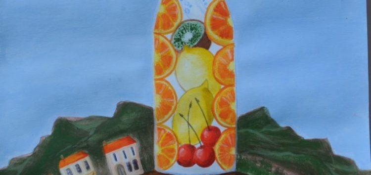 Έλατε στην έκθεση ζωγραφικής με τα αναψυκτικά Φλώρινας Δινάκη!