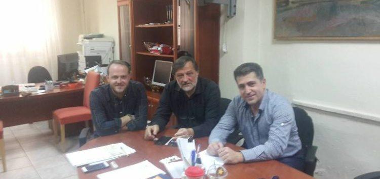 Επίσκεψη του βουλευτή Φλώρινας Κωνσταντίνου Σέλτσα στο Κέντρο Κοινωνικής Πρόνοιας Δυτικής Μακεδονίας (pics)