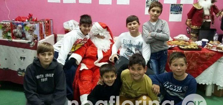 Χριστουγεννιάτικο πάρτι στην Ιτιά (pics)