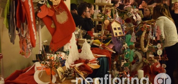 Χριστουγεννιάτικο Bazaar από το Κέντρο Κοινωνικής Πρόνοιας Δυτικής Μακεδονίας (video, pics)