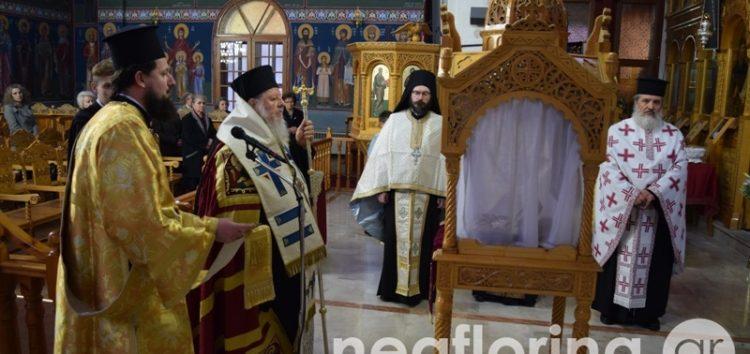 Ξεκίνησαν οι εκδηλώσεις για τα 50 χρόνια από τη θεμελίωση του Ιερού Ναού Αγίας Παρασκευής (video, pics)