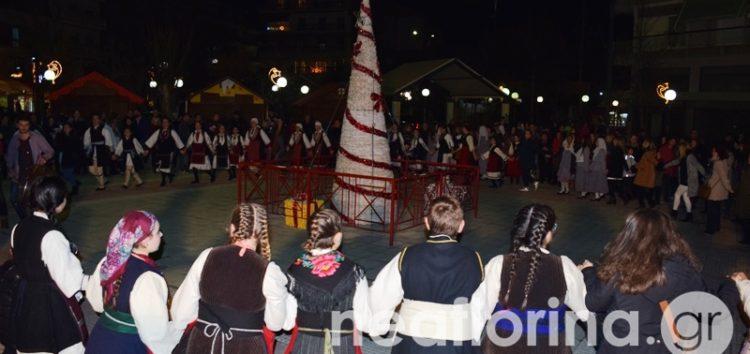Ξεκίνησε η λειτουργία του Ξύλινου Χωριού στη Φλώρινα (video, pics)