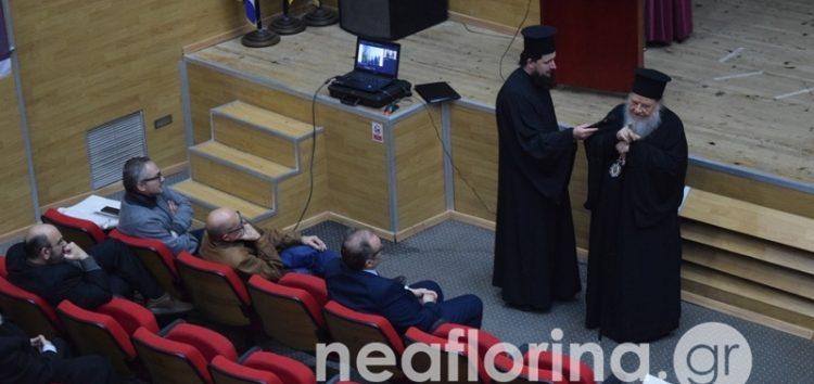 Η εορταστική εκδήλωση για τα 50 χρόνια από τη θεμελίωση του Ι.Ν. Αγίας Παρασκευής Φλώρινας (video, pics)