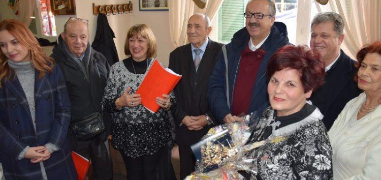 Ολοκληρώθηκαν οι Χριστουγεννιάτικες επισκέψεις του δημάρχου Φλώρινας (video, pics)