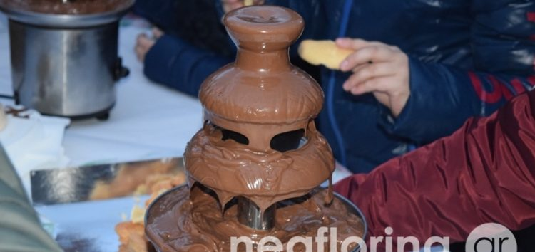 Και σήμερα η γιορτή σοκολάτας στο «Ξύλινο Χωριό»