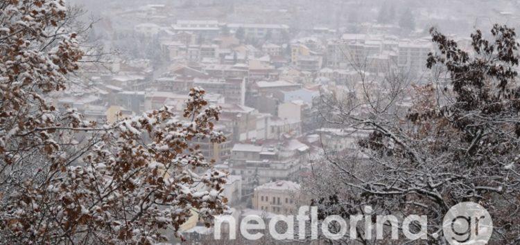 «Άρωμα» χειμώνα στη Φλώρινα (pics)