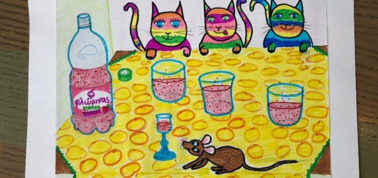 Αναψυκτικά Φλώρινας Δινάκη: ο διαγωνισμός ζωγραφικής τελειώνει!