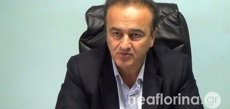 Γιάννης Αντωνιάδης: «Ενώνω τη φωνή μου στα δίκαια αιτήματα του αγροτικού κόσμου»