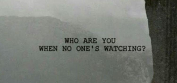 Είμαι ο κανένας