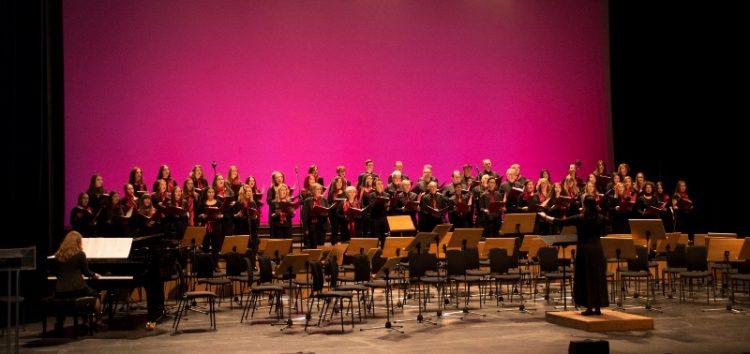Η Χορωδία του «Αριστοτέλη» στο Μέγαρο Μουσικής Θεσσαλονίκης (pics)