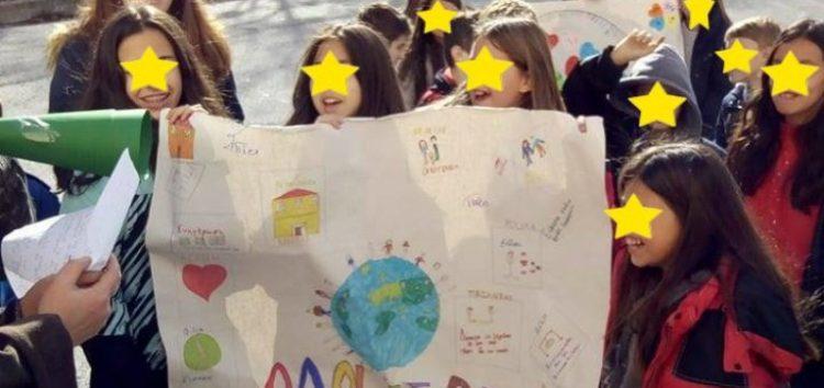 Η Μέρα των Δικαιωμάτων του Παιδιού στο δημοτικό σχολείο Μελίτης (pics)