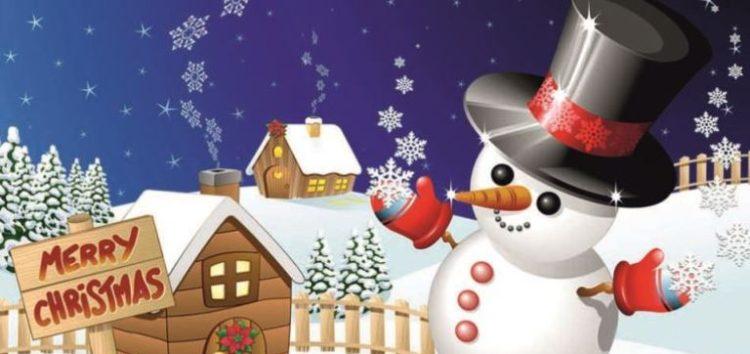 Χριστουγεννιάτικες γιορτές από τα ΚΔΑΠ του δήμου Φλώρινας