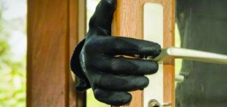 Σύλληψη 24χρονου για δύο απόπειρες κλοπής από οικίες σε περιοχή της Φλώρινας
