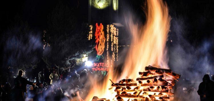 «Φωτιές 2017» με το φακό του Οδυσσέα Νικολάου (pics)