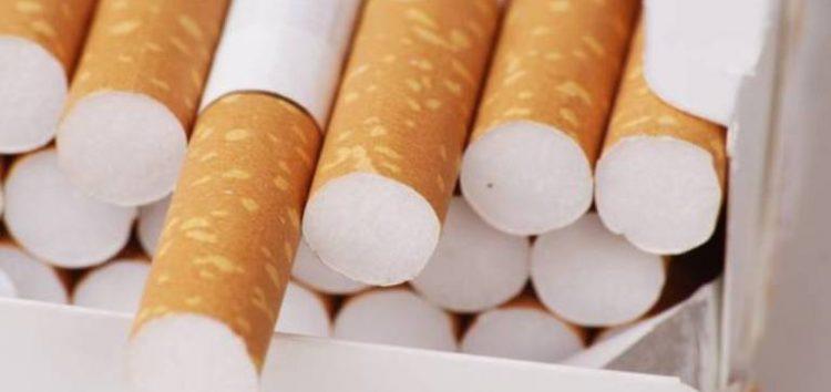 Συνελήφθη 49χρονος για κατοχή αδασμολόγητων πακέτων τσιγάρων
