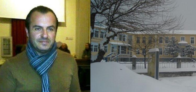 Σταύρος Βοσκόπουλος: Η θέρμανση πρέπει να αποτελέσει ξεχωριστή δαπάνη για τα σχολεία (video)