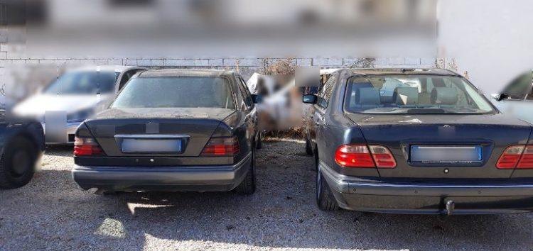 Συνελήφθησαν 3 αλλοδαποί στην Κρυσταλλοπηγή για μεταφορά μη νόμιμων μεταναστών
